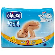Chicco Plenky Mini 25 ks - Dětské pleny