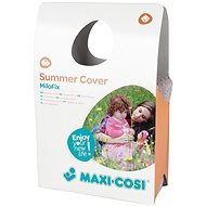 MAXI-COSI Letní potah pro Cabriofix - Cool Grey 2018 - Potah