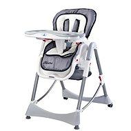 CARETERO Bistro - šedá - Jídelní židlička