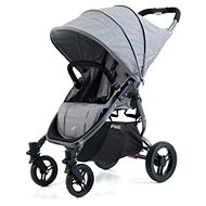 VALCO SNAP 4 BLACK TAILOR MADE stroller, black construction/gray shed - Baby Buggy