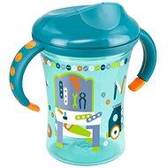 NUK EASY LEARNING Hrnek na učení 250 ml - modrý - Dětský hrnek