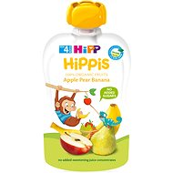 HiPP BIO 100% ovoce Jablko-Hruška-Banán 100 g - Dětský příkrm