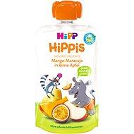 HiPP BIO 100% ovoce Hruška-Jablko-Mango-Marakuja 100 g - Dětský příkrm