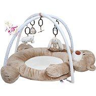 PlayTo Hrací deka s melodií PlayTo medvídek - Hrací deka