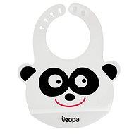 Zopa Silikonový bryndák - Panda - Bryndák