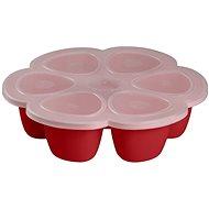 Beaba Multi-dávkovač na jídlo 6× 150 ml červený - Zásobník