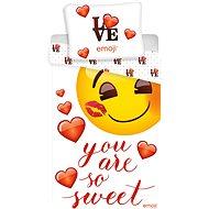 Jerry Fabrics Emoji You are so sweet - Dětské povlečení