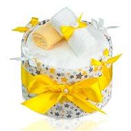 T-tomi Plenkový dort LUX - velké hvězdičky - Plenkový dort