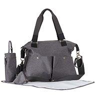 Candide City Smart šedá - Přebalovací taška