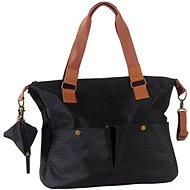 Candide City Classic černá - Přebalovací taška