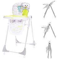 Zopa MONTI - žlutá - Jídelní židlička
