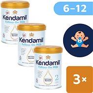 Kendamil pokračovací mléko, 2 (3× 900 g) - Kojenecké mléko