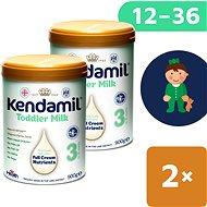 Kendamil batolecí mléko 3  (2× 900 g)