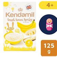 Kendamil Jemná dětská banánová kaše 125 g - Mléčná kaše