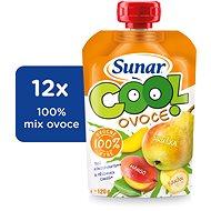 Sunárek Cool ovoce Hruška, Banán, Mango 120 g - Dětský příkrm