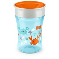 NUK hrnek Magic Cup 230 ml oranžový