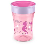 NUK hrnek Magic Cup 230 ml růžový