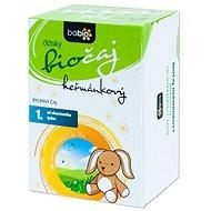 BABIO Dětský biočaj heřmánkový 20 ks - Dětský čaj