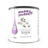 NAŠE MLÉKO 3, 750 g - Kojenecké mléko