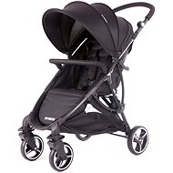 BABY MONSTERS Compact 2.0 black - Baby Buggy