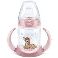 NUK FC+ lahvička na učení Disney Classic, 150 ml, holka