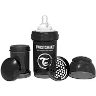 TWISTSHAKE Anti-Colic 180 ml Černá - Kojenecká láhev