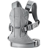 Babybjörn Stretch ONE 2018 Silver 3D Mesh - Baby Carrier