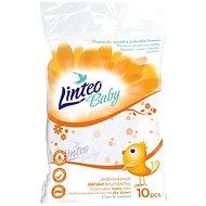 LINTEO BABY Jednorázové bryndáčky (10 ks) - Bryndák