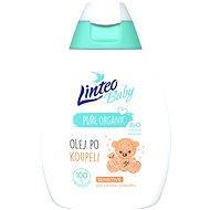 LINTEO BABY Olej po koupeli s BIO měsíčkem lékařským 250 ml