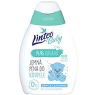 LINTEO BABY Bubble Bath with BIO Medical Marigold 250ml - Children's bath foam