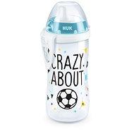 NUK FC Kiddy Cup Láhev fotbalová edice 300 ml