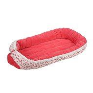 KIKADU Hnízdo pro miminko růžové - Hnízdo pro miminko