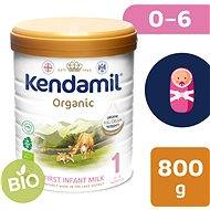 KENDAMIL 100% BIO full baby infant milk 1, 900g - baby milk