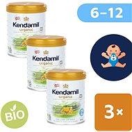 Kendamil 100% BIO plnotučné kojenecké mléko 2 (3× 800 g) - Kojenecké mléko