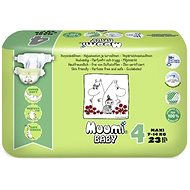 MUUMI BABY Maxi vel. 4 (23 ks) - Eko pleny
