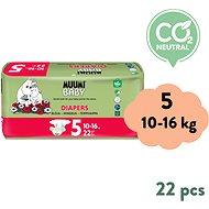 MUUMI BABY Maxi+ vel. 5 (22 ks) - Dětské pleny