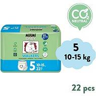 MUUMI BABY Walkers Maxi+ vel. 5 (22 ks) - Dětské pleny