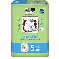 MUUMI BABY Walkers Maxi+ vel. 5 (40 ks) - Dětské pleny