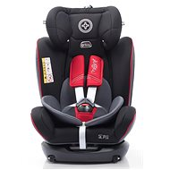 MORE WERDU Black Red Grey - Car Seat