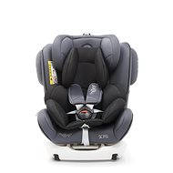 MORE WERDU PLUS Anthracite/Black - Car Seat
