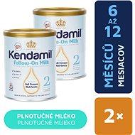 Kendamil pokračovací mléko 2 (2× 400 g) - Kojenecké mléko