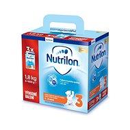 Nutrilon 3 Pronutra batolecí mléko 3× 600 g - Kojenecké mléko