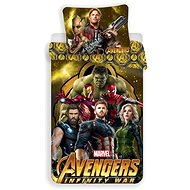 """Jerry Fabrics Jerry Fabrics Avengers """"Infinity War"""" - Dětské povlečení"""