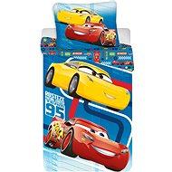 Jerry Fabrics Cars Blue 02  - Dětské povlečení