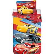 Jerry Fabrics Cars Red 02 - Dětské povlečení