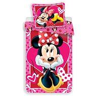 Jerry Fabrics Minnie Hearts 02 - Dětské povlečení