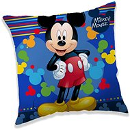 Jerry Fabrics Mickey Blue - Polštář
