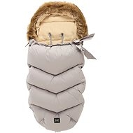 Zopa Winter Fusak Fluffy - Gray - Footmuff