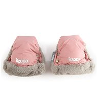 Zipa Winter Fluffy Gloves - Pink - Gloves