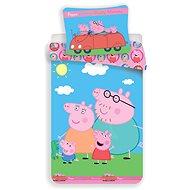 Jerry Fabrics Peppa Pig 023 - Dětské povlečení